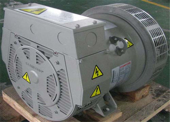 20kw 25kva Self-excited Three Phase Alternators For DEUTZ Generator Set 12 / 6 Wire