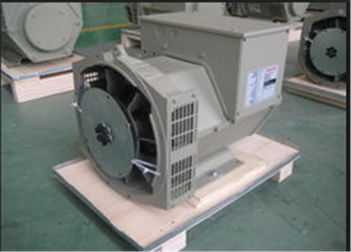 91kw 114kva Double Bearing 3 Phase Alternator , Two Time Vacuum Impregnation Dipping
